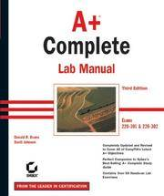 A+ Complete Lab Manual, 3rd Edition