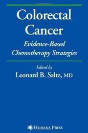 Colorectal Cancer: Evidence-based Chemotherapy Strategies (Current Clinical Oncology)