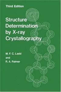 Structure Determination by X-Ray Crystallography (Applications of Communications Theory)