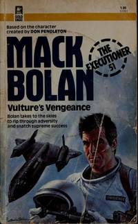 Mack Bolan - The Executioner #51 - Vulture's Vengeance