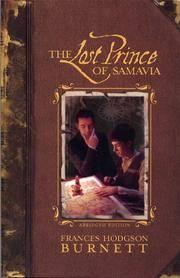 image of The Lost Prince of Samavia (Abridged Edition)