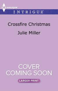 Crossfire Christmas: The Precinct (Large Print)