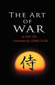 image of The Art of War by Sun Tzu (English and Chinese Edition)