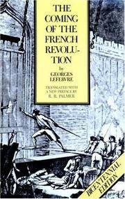 image of The Coming of the French Revolution, Bicentennial Edition