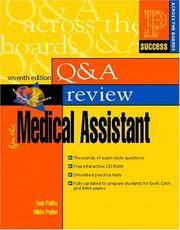 Q A Review for the Medical Assistant, 7th Edition