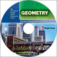 UCSMP Geometry Teacher's Assessment Assistant CD-ROM (The University of Chicago School...