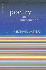 image of Poetry: An Introduction
