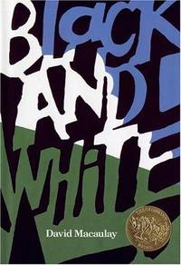 Black and White (Caldecott Medal Book) by David Macaulay - 1990-05-05 - from Books Express and Biblio.com