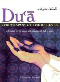 Du'A : The Weapon of the Believer by Yasir Qadhi - Paperback - from Bonita (SKU: 1898649510.X)