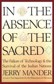 image of In the Absence of the Sacred