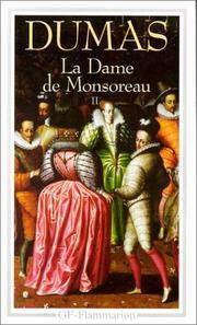 image of La Dame de Monsoreau, tome 2