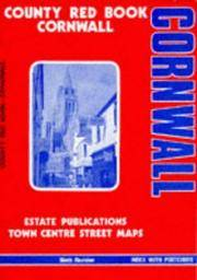 image of Cornwall (County Red Book)