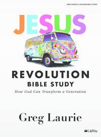 Jesus Revolution - Bible Study Book