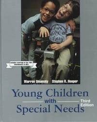 Young Children with Special Needs (3rd Edition)