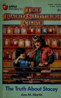 image of The Baby-Sitters Club #3: The Truth About Stacey