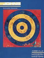 Jasper Johns (Modern Masters Series) by  Richard Francis - Paperback - from Georgia Book Company and Biblio.com