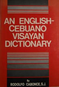 An English-Cebuano Visayan dictionary