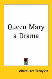 image of Queen Mary a Drama