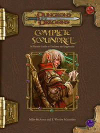 Complete Scoundrel: A Player's Guide to Trickery and Ingenuity