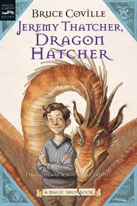 Jeremy Thatcher, Dragon Hatcher: A Magic Shop Book (2) by  Bruce Coville - Paperback - from BookCorner COM LLC (SKU: 52YZZZ006SL4_ns)