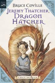 image of Jeremy Thatcher, Dragon Hatcher: A Magic Shop Book (2)