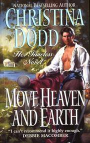 image of Move Heaven and Earth (Harper Monogram)