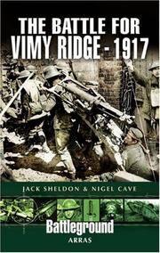 Battleground Europe - Arras - 4 volumes:  1) The Battle for Vimy Ridge 1917.  2) Gavrelle.  3)...