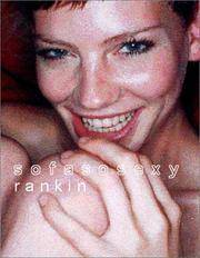 SofaSoSexy by Rankin - Paperback - Not Stated - 2002 - from after-words bookstore and Biblio.com