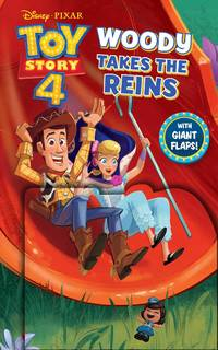Disney/Pixar Toy Story 4 Woody Takes the Reins (Deluxe Guess Who?)