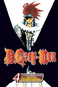 D. Gray-Man, Volume 4