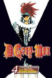 Dgray-Man Vol 4