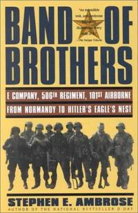 image of Band of Brothers: E Company, 506th Regiment, 101st Airborne from Normandy to Hitler's Eagle's Nest (Thorndike Press Large Print American History Series)