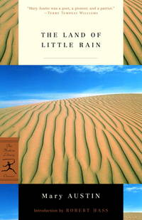 The Land of Little Rain by Austin, Mary - 2003