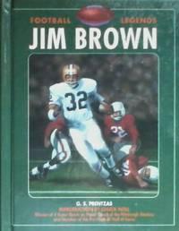 Jim Brown by Prentzas, G. S. &  Scott Prentzas - 1994