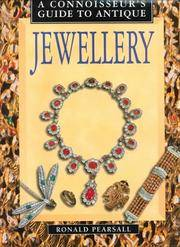 A Connoisseur's Guide To Antique Jewelry