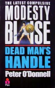 Dead Man's Handle [Modesty Blaise ]