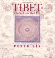 image of Tibet Through the Red Box: Through The Red Box (Caldecott Honor Book)