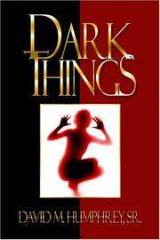 Dark Things (Lift Every Voice)