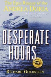 Desperate Hours: The Epic Rescue of the Andrea Doria