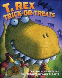 T. Rex Trick-or-Treats