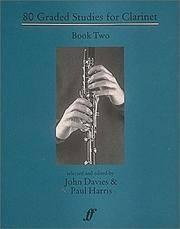 HARRIS y DAVIES - Estudios Graduados (80) Vol.2: nº 51 a 80 para Clarinete