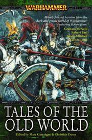 Tales of the Old World (Warhammer Anthology)