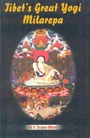 Tibet`s Great Yogi Milarepa by W.Y. Evans-Wentz - Paperback - 2004 - from Vikram Jain and Biblio.com