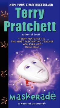 Maskerade: A Novel of Discworld by Terry Pratchett - Paperback - 2014-01-28 - from Books Express and Biblio.co.uk