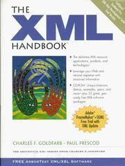 The XML Handbook (First Edition)