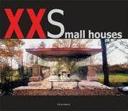 Xxsmall Houses: English/french/spanish/german (Multilingual Edition)