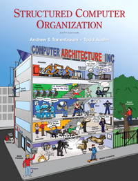 Structured Computer Organization by Tanenbaum, Andrew S