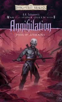Forgotten Realms, Annihilation: R.A. Salvator'es War of the Spider Queen, Book V