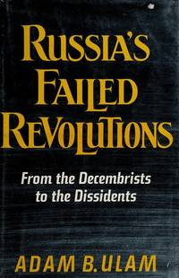 Russia's Failed Revolutions