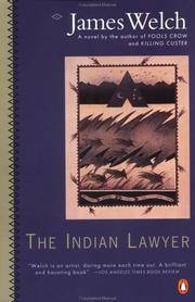 The Indian Lawyer (Contemporary American Fiction) SIGNED